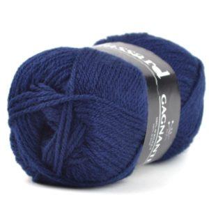 GAGNANTE N°922 de PLASSARD Sachet de 10 Pelotes Coloris Bleu Marine