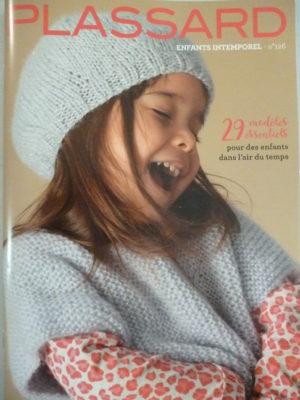Catalogue Plassard N°126 Enfants Intemporel