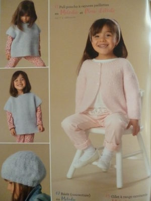 Catalogue Plassard N°126 Enfants Intemporel