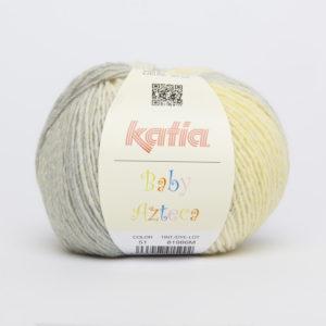 BABY AZTECA N°51 de KATIA pelote de 50 g coloris Multicolore