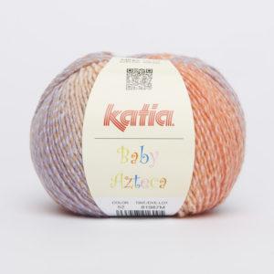 BABY AZTECA N°52 de KATIA pelote de 50 g coloris Multicolore