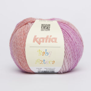 BABY AZTECA N°53 de KATIA pelote de 50 g coloris Multicolore