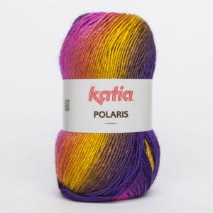 POLARIS N°68 de KATIA pelote de 100 g coloris Multicolore