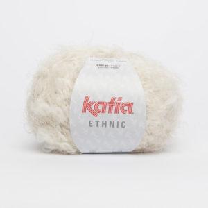 ETHNIC N°50 de KATIA pelote de 100 g coloris Blanc