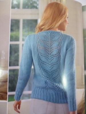 KIT Complet Cardigan Prêt à être tricoté Taille 50/52