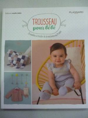 Trousseau Pour Bébé Édt Marie Claire