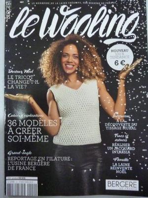 Nouveau Bergère de France N°2 Le Wooling