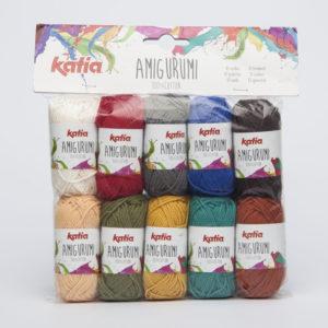 AMIGURUMI S05 100% Coton de Katia
