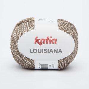 LOUISIANA N°61 Coton de KATIA