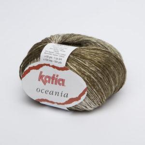 OCÉANIA N°61 Coton de KATIA