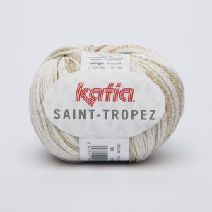 SAINT-TROPEZ N°96 Coton de KATIA