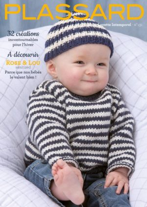 Plassard N°131 Layette Intemporel 32 Modèles