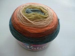 PAINT N°59 de KATIA pelote de 150 g coloris Multicolore