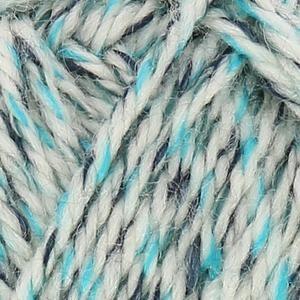 TWISTE coloris 20028 Marine/Turquoise