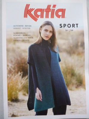 Katia Sport N°94 Automne-Hiver 2017/18