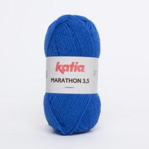 MARATHON 3.5 KATIA ColorisN°35 Bleu Electrique