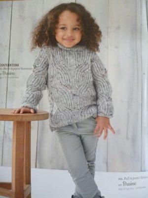 Plassard N°133 «Enfants Nouveautés» 28 Modèles