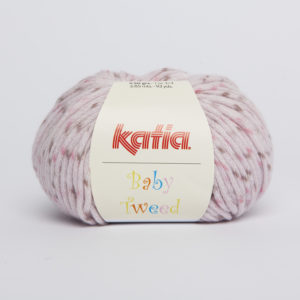 BABY TWEED KATIA Coloris N°204 Multicolore