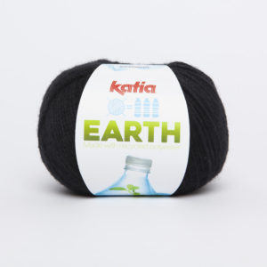LOT de 9 Pelotes de EARTH de KATIA Coloris N°206