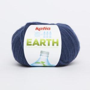 LOT de 11 Pelotes de EARTH de KATIA Coloris N°212