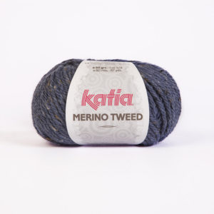 Merino Tweed de KATIA Coloris N°305