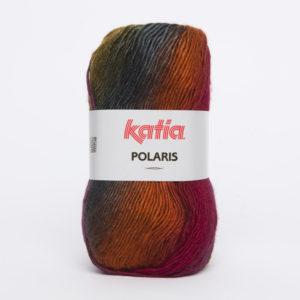 POLARIS N°69 de KATIA pelote de 100 g coloris Multicolore