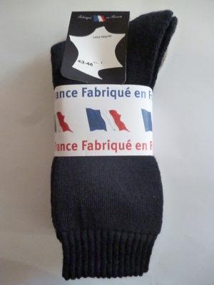 Lot 3 Paires de Chaussettes Françaises 43/46 Perrin