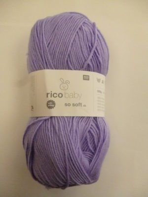 Baby So Soft de RICO DESIGN Coloris N°10