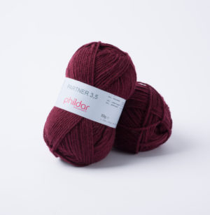 Partner 3.5 coloris Bordeaux