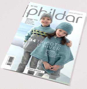 Phildar N°150 Spécial Enfant Hiver- Automne-Hiver 2017/18