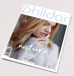 Phildar N°148 Femme & Enfant – 36 Looks Automne-Hiver 2017/18