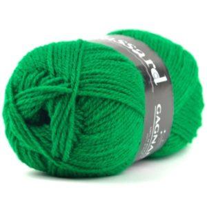 GAGNANTE N°928 de PLASSARD Sachet de 10 Pelotes Coloris Vert Bécassine