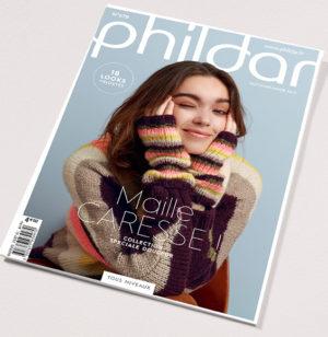 Phildar N°678 – Femme – 18 Looks Veloutés Automne-Hiver 2017/18