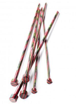 Aiguilles à tricoter droites 40 cm bouleau KnitPro