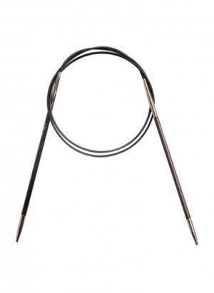 Aiguille à tricoter circulaire carbone 80 cm KnitPro