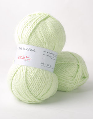 Looping de Phildar coloris Anisade