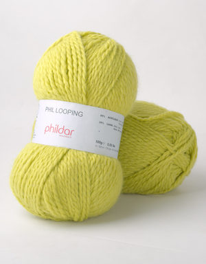 Looping de Phildar coloris Bamboo