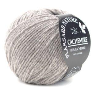 CACHEMIRE PLASSARD Nature Coloris N°154