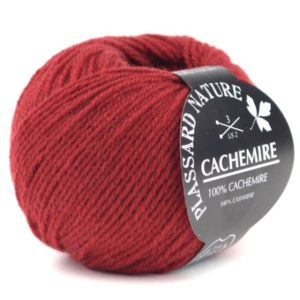 CACHEMIRE PLASSARD Nature Coloris N°580