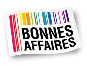 Bonnes Affaires 2018