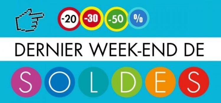 Dernier Weekend des Soldes