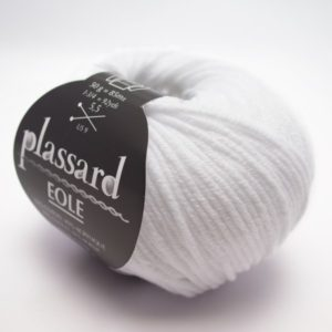 ÉOLE de PLASSARD coloris N°41 Blanc