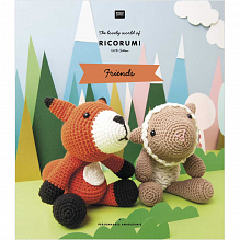 RICORUMI « FRIENDS » de Rico Design Catalogue