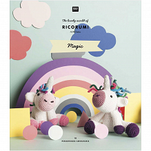 RICORUMI « MAGIC » de Rico Design Catalogue