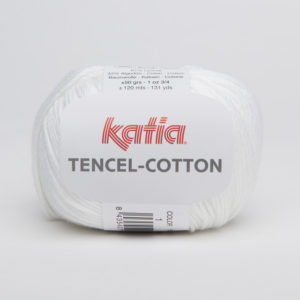 TENCEL-COTTON de KATIA Coloris N°01