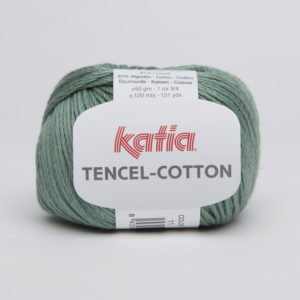 TENCEL-COTTON de KATIA Coloris N°11