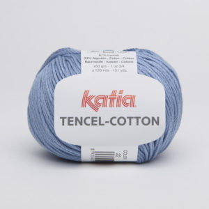 TENCEL-COTTON de KATIA Coloris N°22