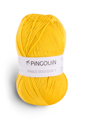 PINGO Douceur 4 de Pingouin Coloris Soleil