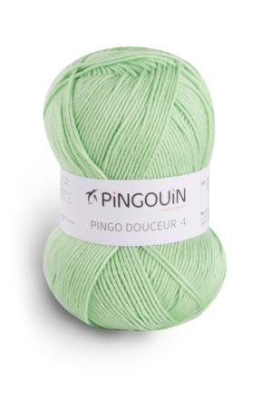 PINGO Douceur 4 de Pingouin Coloris Anis