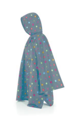 Mini Maxi Poncho «dots» Reisenthel